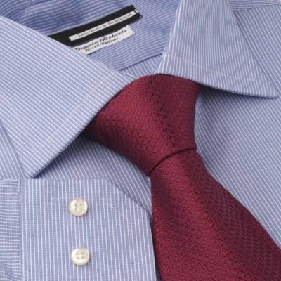 Koszula niebieska Rigato Celeste M01 N° 7003/2