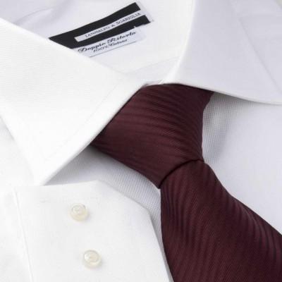 Koszula biała Oxford Bianco M01 N°7940/4824