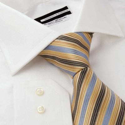 Koszula biała Oxford Bianco M19 N°7940/4824