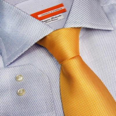 Koszula niebieska Bianco e Celeste M21 N° 228/6 Slim-Fit